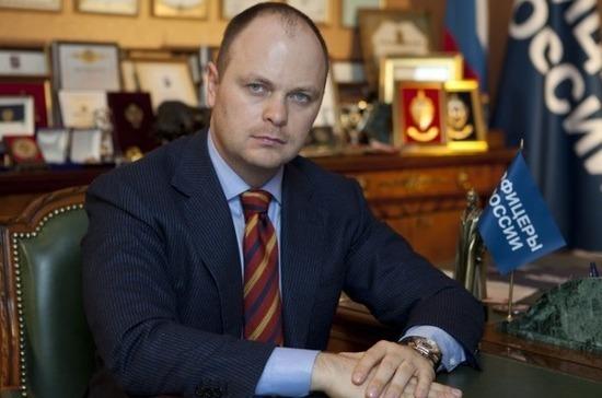 Антон Цветков: «ОФИЦЕРЫ РОССИИ» работают на результат