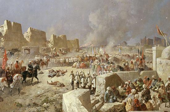 Историки СНГ еще не решили, были ли их страны колонией России