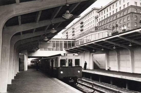 Филёвская линия московского метро дождалась ремонта