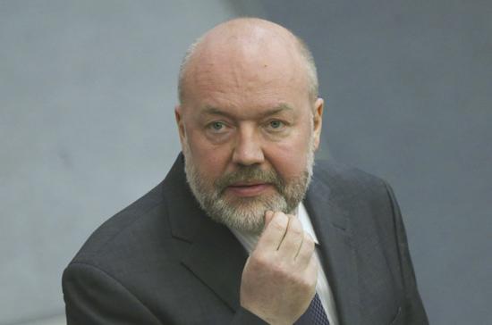 Павел Крашенинников: Гражданский кодекс – не братская могила, его надо править осмысленно