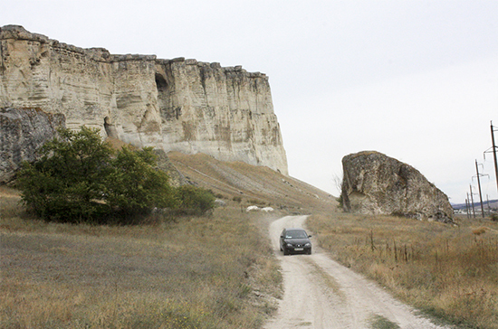 «Таврида»: от Керчи до Севастополя