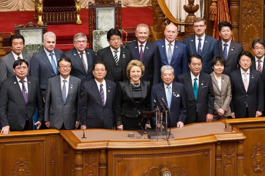 Россия призвала Японию ослабить визовый режим и снять санкции
