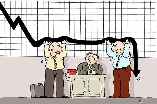 Парадоксы монетаризма: производство падает, прибыль растёт