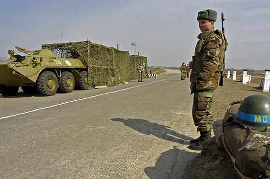 Российские войска из Приднестровья по коридору не пойдут