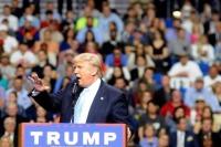 Дональд Трамп выиграл президентские выборы в США