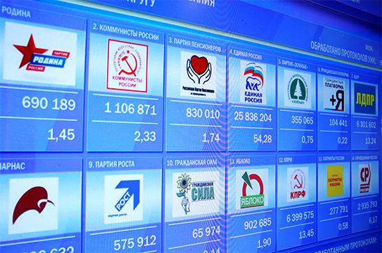 Голос избирателя может подорожать на 43 рубля