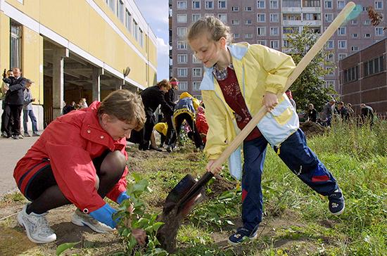 Детей научат трудиться со школьной скамьи