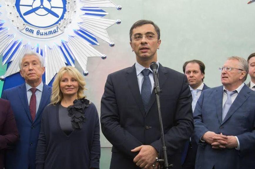 Депутаты Госдумы открыли выставку работ юных изобретателей