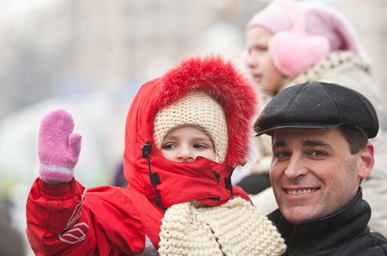Бодрость духа россиян растёт несмотря ни на что