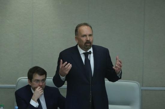 В Госдуму внесут законопроект о фонде долевого строительства