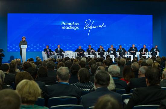Евгений Примаков смог заглянуть в будущее геополитики
