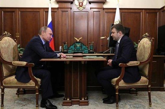 Минэкономразвития возглавит замминистра финансов Максим Орешкин