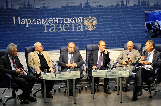 Антикризисный план России сменился на повестку развития
