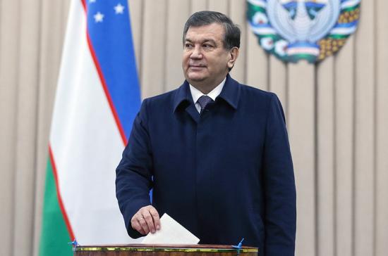 Узбекистан избрал главу государства