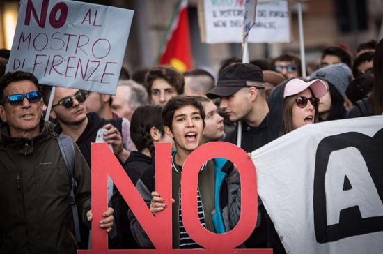 Италия: перезагрузка не состоялась