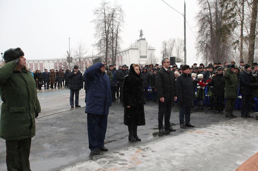 Матвиенко: 45 городов воинской славы – убедительное свидетельство несгибаемости нашего народа