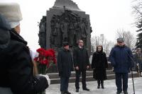Мемориал в честь городов воинской славы открыли на Поклонной горе