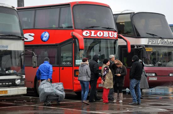 Правительство намерено ужесточить правила пассажирских перевозок