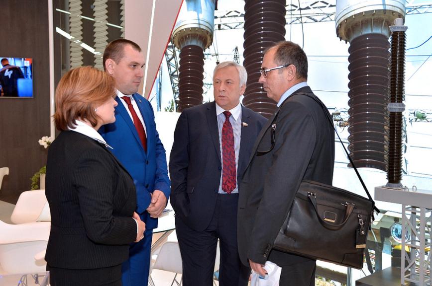 Юрий Липатов: потребитель должен быть уверен в качестве энергооборудования