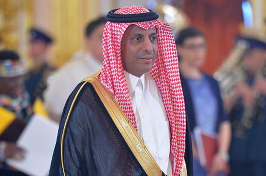 Саудовская Аравия выступает за территориальную целостность Сирии