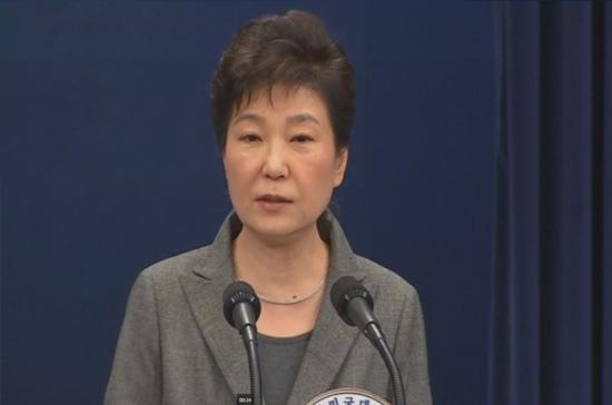 Парламент Южной Кореи требует ухода президента