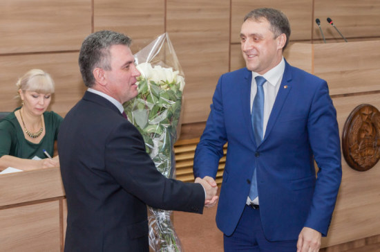 Парламент Приднестровья возглавил Александр Щерба