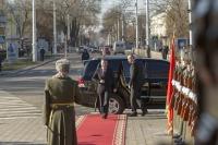 В Тирасполе прошла инаугурация нового главы ПМР Вадима Красносельского