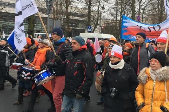 Майдан в Варшаве: за что боремся?