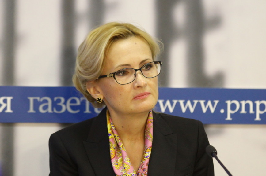 Яровая назвала антироссийскую резолюцию ООН по Крыму недействительной