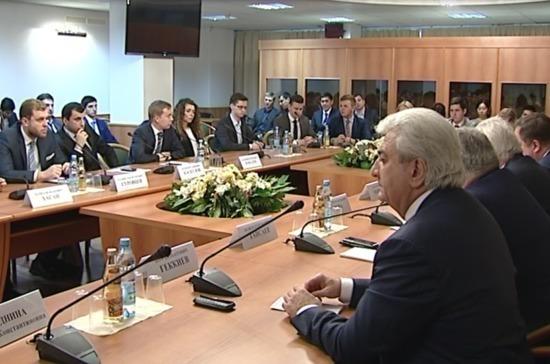 В Комитете Госдумы по международным делам высоко оценили работу руководства МГИМО