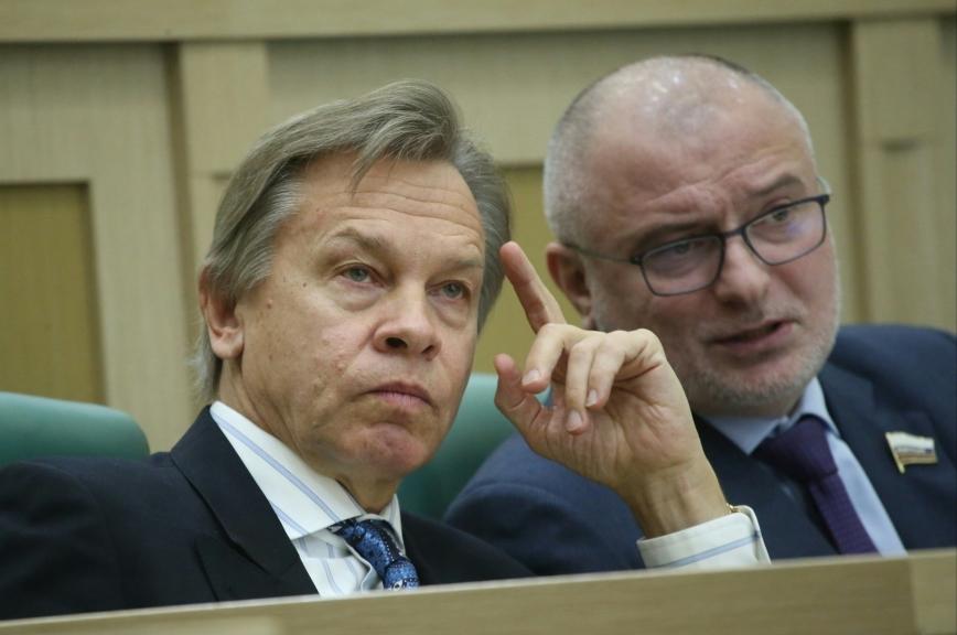 Сенаторы призвали мир выступить единым фронтом против международного терроризма