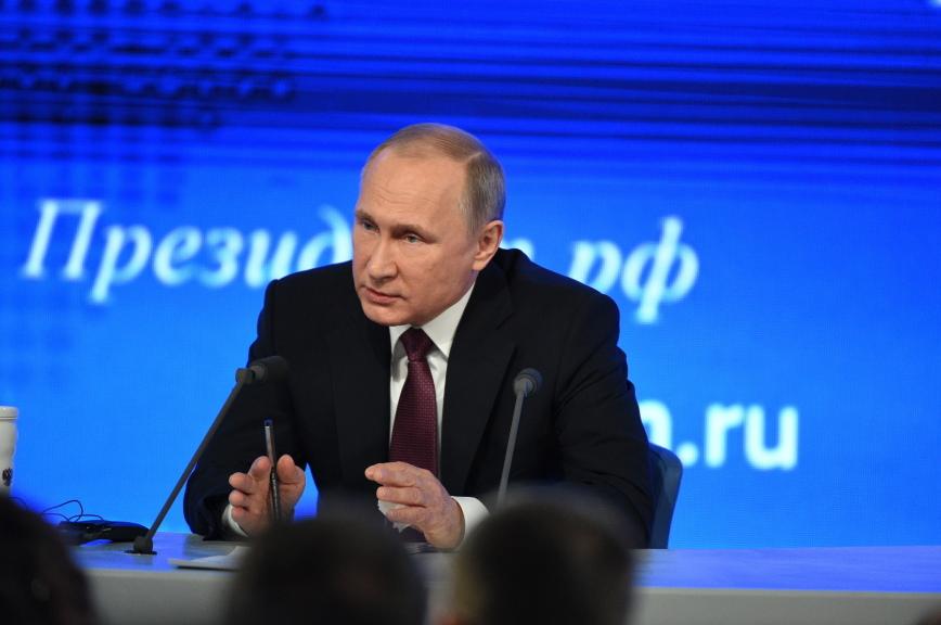 Путин выступает за то, чтобы у РФ было своё национальное рейтинговое агентство