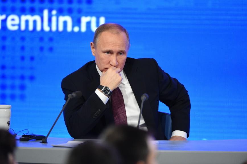 Путин: Россия сократит добычу нефти по договорённостям с ОПЕК