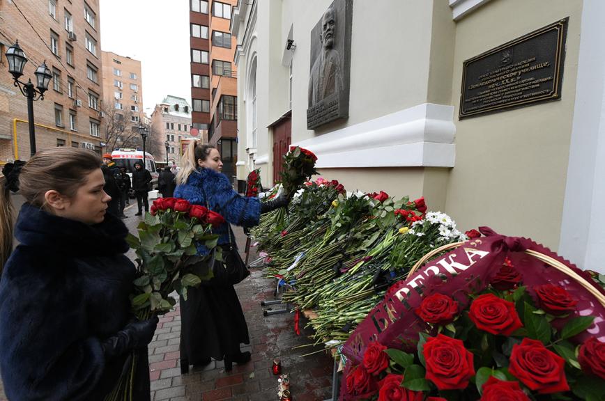 Россия скорбит о жертвах крушения Ту-154