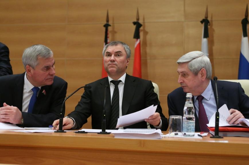 Бюджет Союзного государства на будущий год превысил 6,7 млрд руб. — Володин