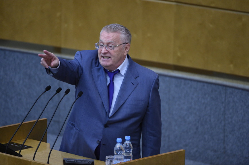 Жириновский: ЕС поднял из нафталина российскую угрозу