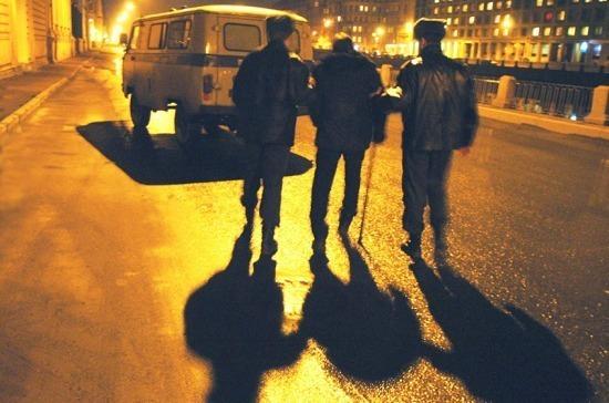 Пьяных в новогоднюю ночь полиция не тронет