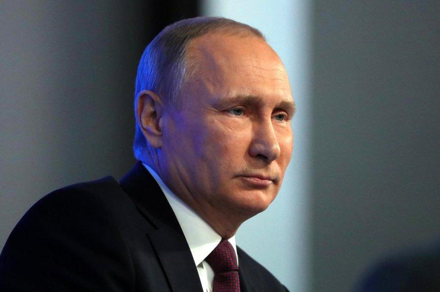 Путин вернул в Госдуму Закон о «Контингенте обучающихся»