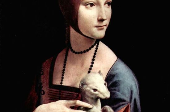 «Дама с горностаем» Леонардо стала госсобственностью Польши