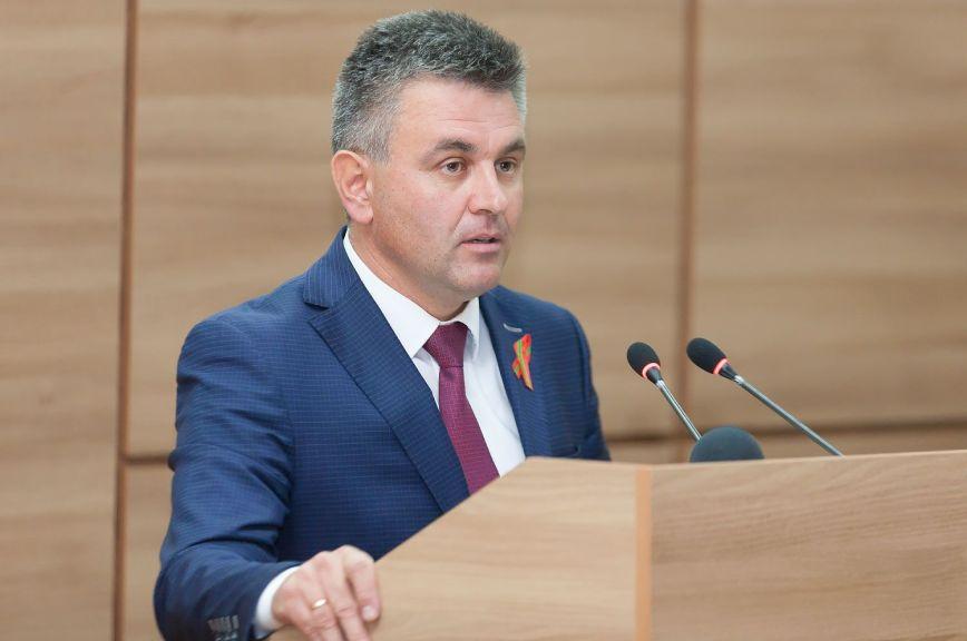 Глава ПМР: статус Приднестровья с президентом Молдавии обсуждать не планирую