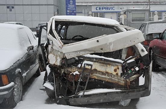 «Автогражданка» будет возмещать ущерб ремонтом
