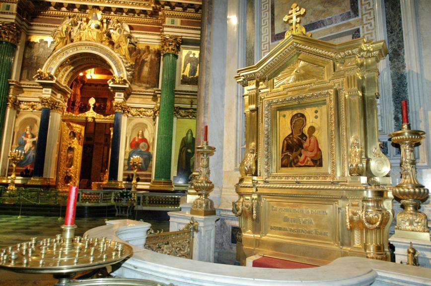 В ближайшие годы Исаакиевский собор останется музеем
