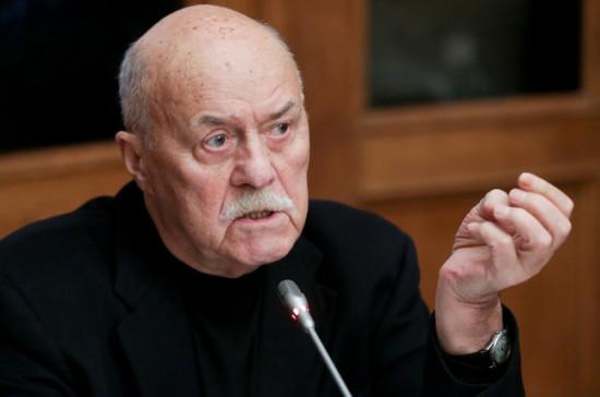 Говорухин выступил против передачи Исаакиевского собора РПЦ