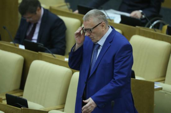 Жириновский призвал оставить ребёнка женщине, которая похитила его из роддома