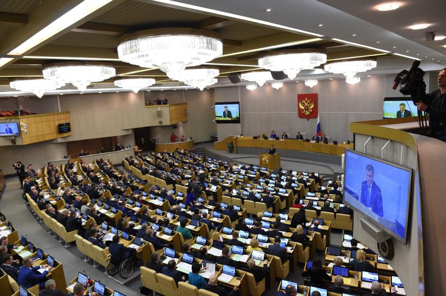 Госдума приняла в первом чтении законопроект об управлении институтом им. Жуковского