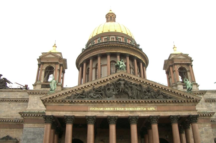 Противники передачи Исаакия РПЦ подали заявку намитинг 28января