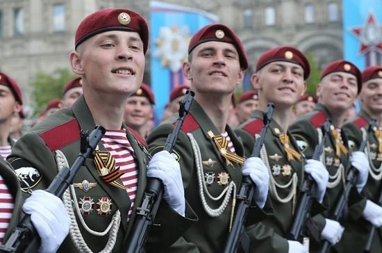 Путин установил дату Дня войск Национальной гвардии России