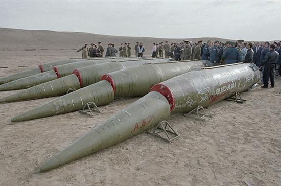 Ядерные боеголовки в обмен на снятие санкций