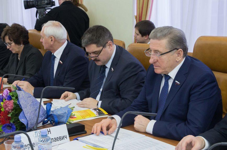 18 января Совет Федерации откроет весеннюю сессию