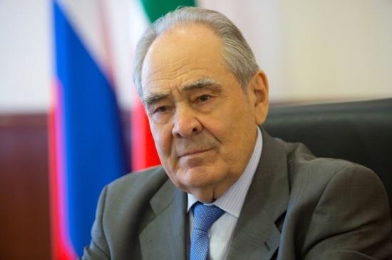 Минтимер Шаймиев: у Горбачёва существовали возможности не допустить развала СССР